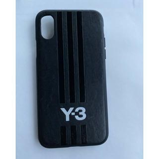 ワイスリー(Y-3)のY-3 iPhone X用レザーケースMOULDED CASE LEATHER(iPhoneケース)