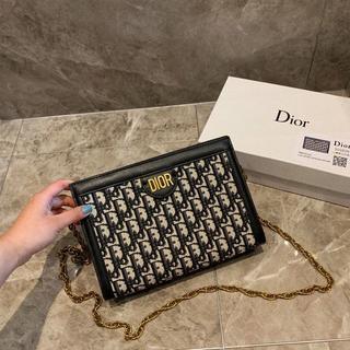 Dior - DIOR  ショルダーバッグ  レディース