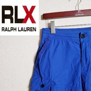 ラルフローレン(Ralph Lauren)のアールエルエックス ラルフローレン ナイロンショーツ 90s ウォータープルーフ(ショートパンツ)