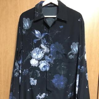 LAD MUSICIAN - ladmuscian  花柄パジャマシャツ