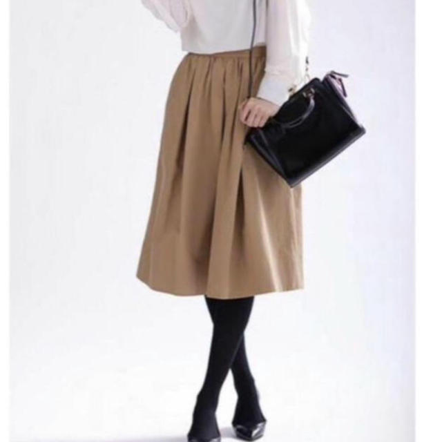 nano・universe(ナノユニバース)のナノユニバース・nano・universe ■ミディアム フレアスカート レディースのスカート(ひざ丈スカート)の商品写真