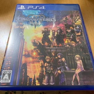 PlayStation4 - PS4  美品 キングダムハーツ 3