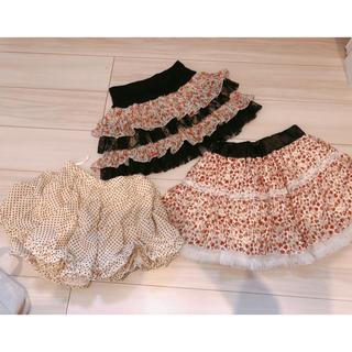 アベイル(Avail)のスカート いろいろ(ミニスカート)