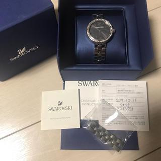 スワロフスキー(SWAROVSKI)のスワロフスキー 時計(腕時計)