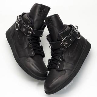 COMME des GARCONS HOMME PLUS - Comme Des Garcons Nike Air Jordan 1 High