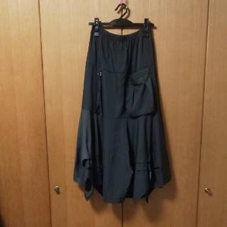 夢地哉★裾ギザギザスカート5