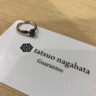 アッシュペーフランス(H.P.FRANCE)のtatsuo nagahata リング(リング(指輪))
