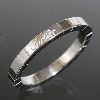 カルティエ(Cartier)のカルティエ cartier ラニエール リング size65 pt950 仕上済(リング(指輪))