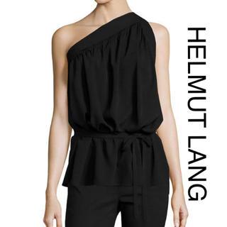 ヘルムートラング(HELMUT LANG)のヘルムートラング ワンショル ブラウス(シャツ/ブラウス(半袖/袖なし))