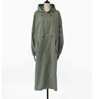 ロンハーマン(Ron Herman)の週末お値下げauralee 2019ss Long Hooded Coat (ロングコート)