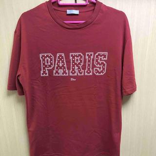 ディオールオム(DIOR HOMME)の正規 18AW Dior Homme ディオールオム BEE 蜂 ロゴ Tシャツ(Tシャツ/カットソー(半袖/袖なし))