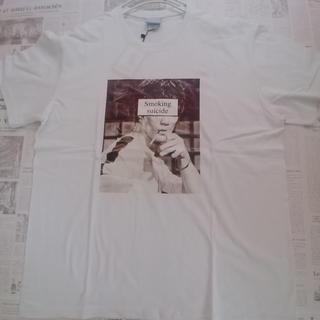 ブルースリー Tシャツ 白 レトロ風 古着 ストリートM XL 3XL(Tシャツ/カットソー(半袖/袖なし))