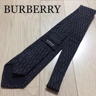 バーバリーブラックレーベル(BURBERRY BLACK LABEL)のBURBERRY BLACK LABEL バーバリー シルクネクタイ(ネクタイ)