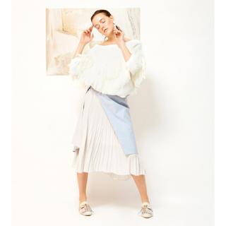ENFOLD - エレンディーク  ユーティリティレイヤードスカート