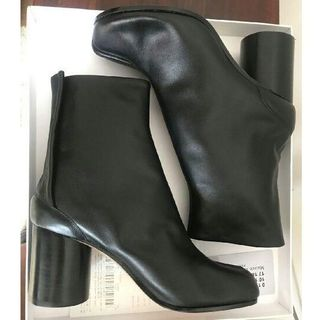 Maison Martin Margiela - 新品 Maison Margiela 足袋ブーツ 6㎝ヒール 37 23.5cm