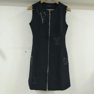 LOUIS VUITTON - ルイヴィトン レディース 美品ワンピース ファッション 個性
