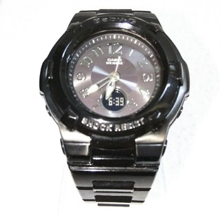 ベビージー(Baby-G)のカシオ Baby-G BGA-1110-1BJF 電波ソーラー(腕時計)