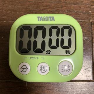タニタ(TANITA)のタニタ キッチンタイマー TD-384(その他)
