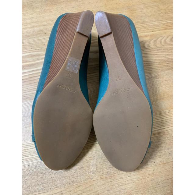 COACH(コーチ)のCOACH 23.5㌢ レディースの靴/シューズ(ハイヒール/パンプス)の商品写真