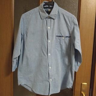 OXFORD 5分袖シャツ Mサイズ(シャツ)