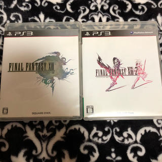 PS3 ファイナルファンタジー セット