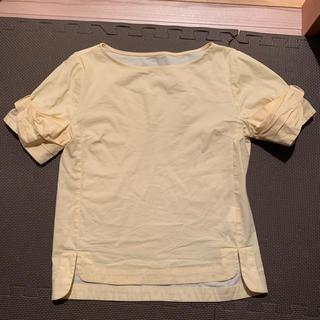 トッコ(tocco)のトッコクローゼットレディースMサイズ半袖カットソー(カットソー(半袖/袖なし))