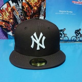 NEW ERA - ヤンキースNYキャップ59.6cm