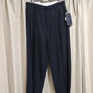 SUNSEA - URU 19AW COTTON RAYON 1Tuck pants サイズ1