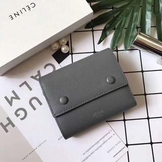 celine - セリーヌ 三つ折り コンパクト財布