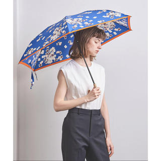 TOMORROWLAND - <manipuri(マニプリ)>プリント 晴雨兼用 折りたたみ傘