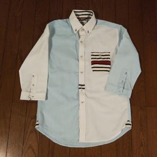 五分袖シャツ Mサイズ(シャツ)