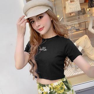 Rady - フレームRadyminiTシャツ