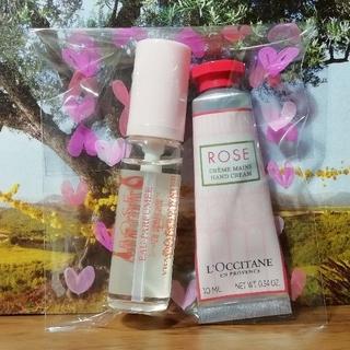 L'OCCITANE - 未使用 ロクシタン ローズミニセット