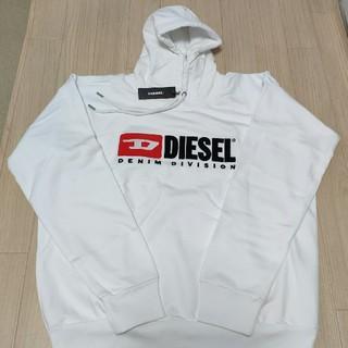 DIESEL - 【最終値下げ!】新品DIESEL(ディーゼル)ビンテージロゴパーカー