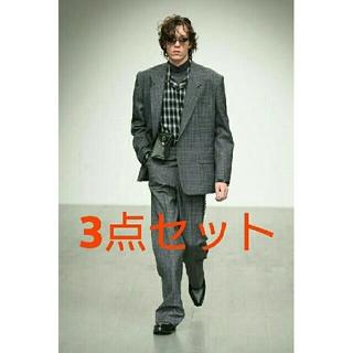 ジョンローレンスサリバン(JOHN LAWRENCE SULLIVAN)の【3点セット】JOHN LAWRENCE SULLIVAN(セットアップ)