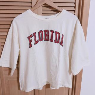 アベイル(Avail)のレディース FLORIDA ロゴ トップス(Tシャツ(長袖/七分))