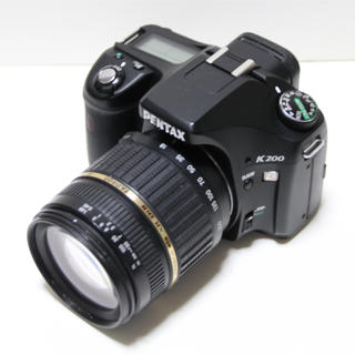 PENTAX - ⭐️CCDの綺麗な画質⭐️PENTAX K200D レンズセット