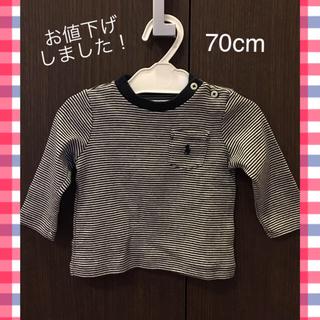 ポロラルフローレン(POLO RALPH LAUREN)のラルフローレン 長袖 Tシャツ 70cm(Tシャツ)