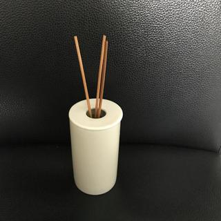 ムジルシリョウヒン(MUJI (無印良品))の無印良品 インテリアフレグランスオイル磁器ホルダー(その他)
