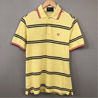 フレッドペリー(FRED PERRY)のフレッドペリー FRED PERRY ポロシャツ 半袖 メンズ XSサイズ (ポロシャツ)