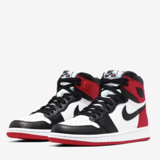 ナイキ(NIKE)の25.5cm NIKE WMNS AIR JORDAN 1 RETRO HIGH(スニーカー)