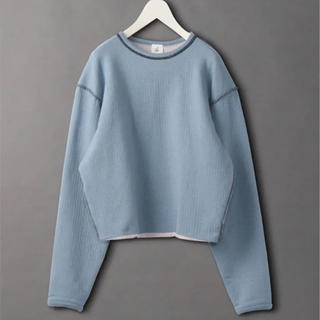 BEAUTY&YOUTH UNITED ARROWS - 6(ROKU) SLUB PULLOVER/プルオーバー ユナイテッドアローズ