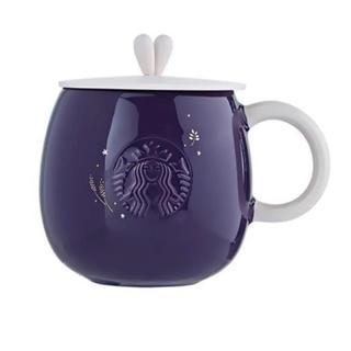Starbucks Coffee - 海外限定 スターバックス 韓国 限定 中秋節 バニー うさぎ マグカップ