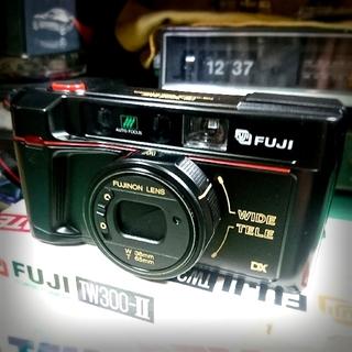 富士フイルム - FUJI TW300-Ⅱ コンパクトカメラ タンデム2