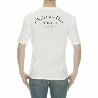 ディオールオム(DIOR HOMME)のDIOR HOMME ディオールオム 新品 XS アトリエ T atelier(Tシャツ/カットソー(半袖/袖なし))