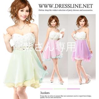 デイジーストア(dazzy store)のミニドレス キャバドレス ドレス(ナイトドレス)