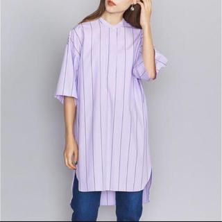 BEAUTY&YOUTH UNITED ARROWS - beauty&youth ストライプカラーシャツ