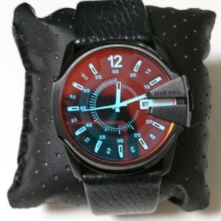 DIESEL - ほぼ未使用 電池新品 dz1657 ディーゼル diesel 腕時計