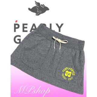 PEARLY GATES - 美品♡パーリーゲイツ スウェット ゴルフ スカート ゴルフウェア