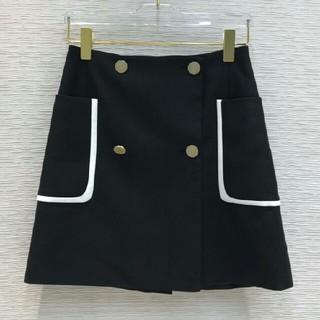 フェンディ(FENDI)の新作 Fendi フェンディ スカート ミニスカート スーツ M(ミニスカート)